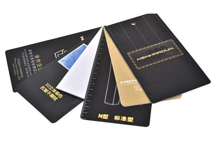 Apparel RFID Tag | Clothing Hang Tag | RFID care label