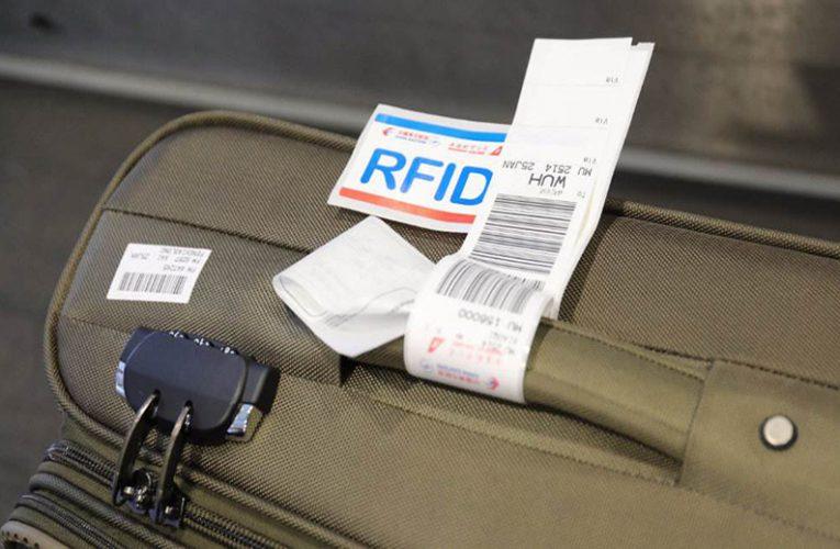 Air baggage RFID Tag | NXP UCODE RAIN RFID Tag
