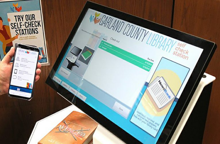 Garland County Library launches RFID system Ugrade