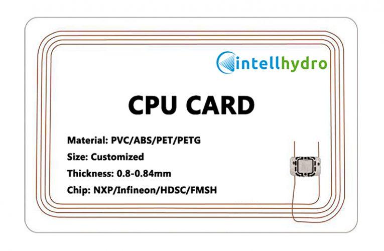 CPU Card |  ISO14443-A/B | NXP/Infineon/HDSC/FMSH
