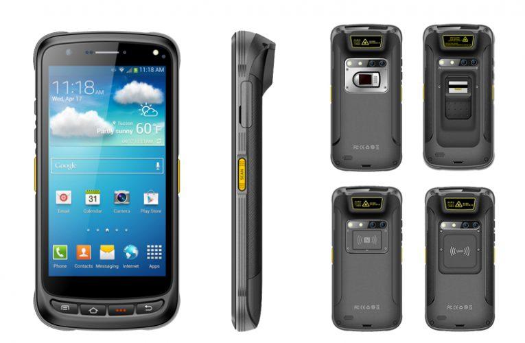 Handheld Computer | NFC UHF Reader | QR code Scanner