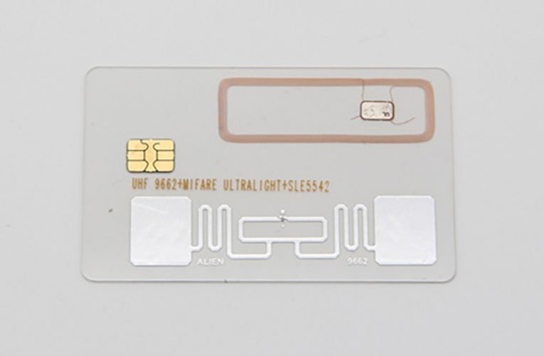 Dual Frequency Smart Card | Dual Interface smart card