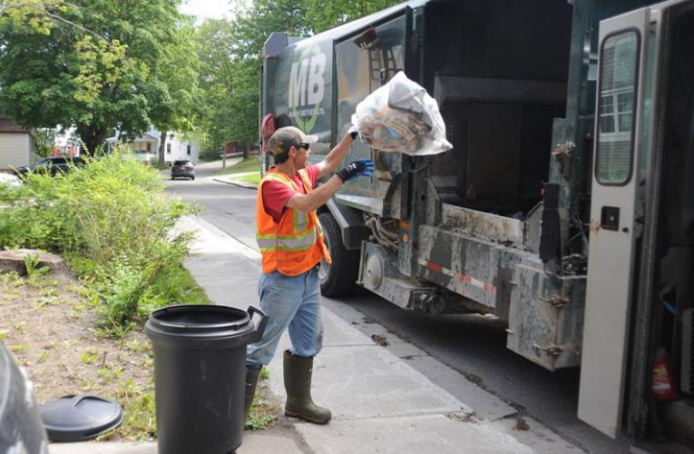 RFID tag and Reader Benefit Waste Management Projects