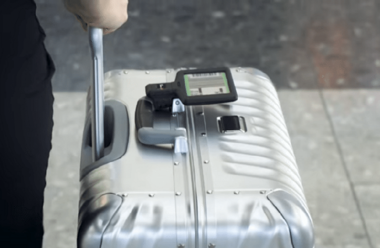 ViewTag's RFID luggage tag too delicate to survive abuse from bag handlers?
