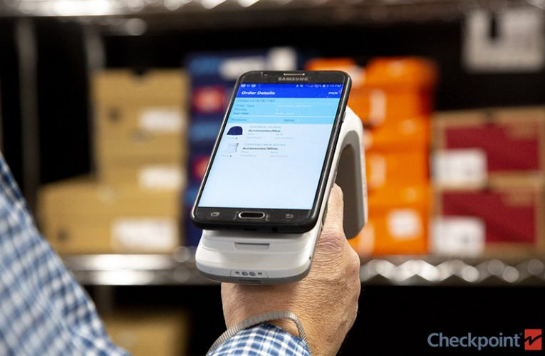 Checkpoint Systems' HALO App Simplifies and Speeds Up Omnichannel Orders with RFID