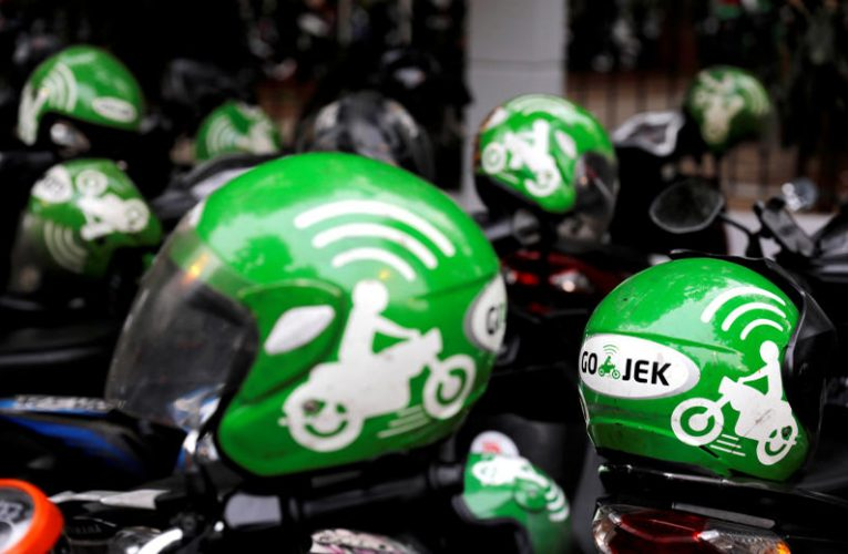 Gojek launch 1.5 Million Helmets with built-in RFID tags